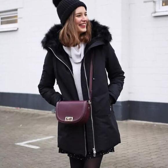 d4777e1b Zara Jackets & Coats | Black Water Repellent Jacket Parka | Poshmark